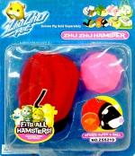 Zhu Zhu (Хомяк робот) Zhu Zhu Pets. Костюмчики для хомяков: спортивная майка и мяч