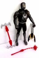 Человек-паук (Spider-Man) с аксессуарами 2