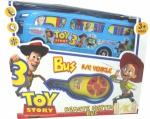 Радиоуправляемый автобус TOY STORY 3