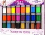 Docha&Mama Набор Темперные краски 24 цв. коробка