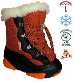 DEMAR SNOW MAR (оранжевые)