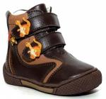 Ботинки-пинетки «Маленький Шалун» 09050