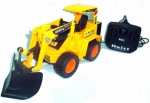 Трактор с управлением по проводу