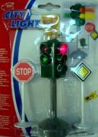 Светофор на батарейках, дорожные знаки