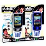 Сотовый мобильный телефон (слайдер)