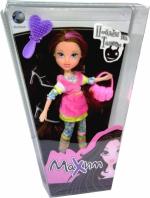 """Кукла модная """"Maxuм"""" с аксессуарами сумочка, расческа, туфли"""