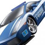 MAISTO Lamborghini Gallardo Polizia 1:10 Radio Control