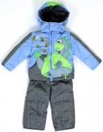 """LEMMING Модель 184 Комплект для мальчика """"Динозаврик Дракончик"""""""