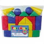 Детские кубики ТЕРЕМОК 23 элемента