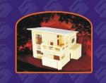 """Сборная деревянная модель """"Летний домик"""""""