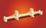 """Сборная деревянная модель """"Китайский мост"""""""