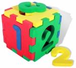 Кубик-цифры (Бомик)