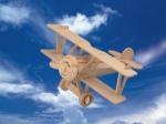 """Сборная деревянная модель """"Самолет Ньюпорт"""""""
