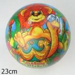 Мяч Львенок и черепаха 23 см