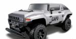 """Модель на радиоуправлении """"2008 Hummer HX Concept""""."""
