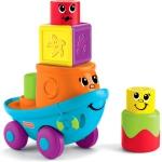 "Fisher-Price Fisher-Price (США) Кубики-блоки с сюрпризами ""Веселая поездка"""