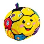 """Fisher-Price Fisher-Price (США) """"Учись, улыбаясь"""" Развивающая игрушка """"Футбольный мяч"""""""