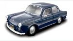 Сборная модель Volkswagen 1600 Notchback, Maisto