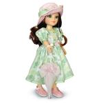 Кукла Анастасия (весна) со звуковым устройством