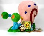 ИГРУШКИ (необычные) Мягкая игрушка Гарри Улитка 18 см Play-by-Play