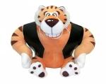 Тигр Мачо, муз. , 45 см